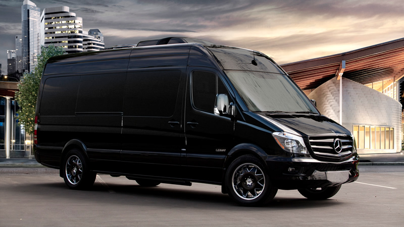 CUSTOM SPRINTER VAN CONVERSIONS
